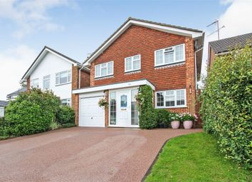 Thumbnail 4 bed detached house for sale in Lancaster Drive, East Grinstead, West Sussex