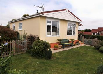 Thumbnail 2 bedroom mobile/park home for sale in Glenleigh Park, Sticker, St Austell