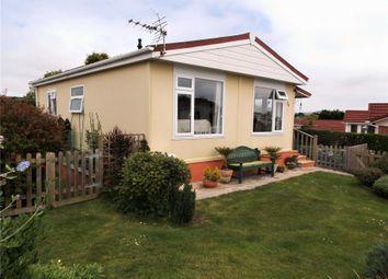Thumbnail 2 bed mobile/park home for sale in Glenleigh Park, Sticker, St Austell