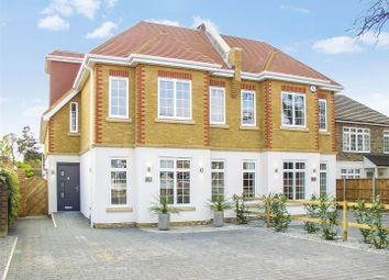 4 bed semi-detached house for sale in Queens Road, Hersham, Walton-On-Thames KT12