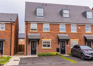 Thumbnail 3 bed mews house for sale in Felthouse Drive, Leigh, Lancashire