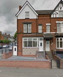 Thumbnail 4 bed shared accommodation to rent in Coventry Road, Small Heath, Birmingham