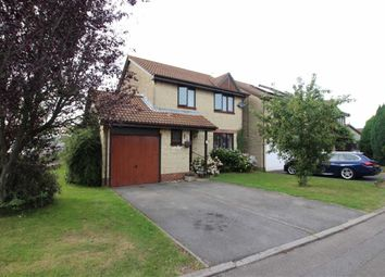 Thumbnail 3 bed detached house for sale in Larch Close, Langford, Bristol