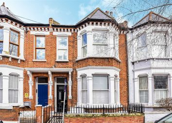 Thumbnail 4 bed flat for sale in Stormont Road, London