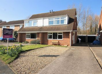 4 bed semi-detached house for sale in Rosemary Gardens, Hereford HR1
