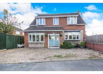Thumbnail 4 bed detached house for sale in Laburnum Avenue, Newbold Verdon, Leicester