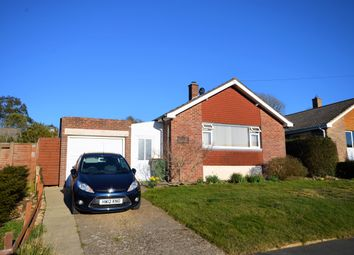Thumbnail 3 bedroom detached bungalow for sale in Meadow Close, Whitwell, Ventnor