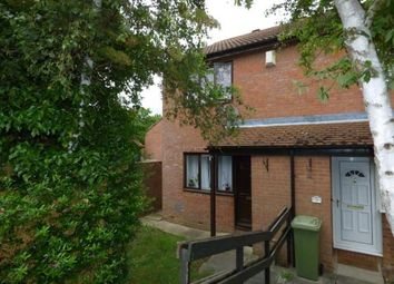 Thumbnail 2 bed end terrace house for sale in Downland, Two Mile Ash, Milton Keynes, Bucks