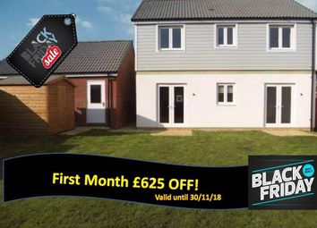 Thumbnail 3 bed property to rent in Vernon Crescent, Exeter
