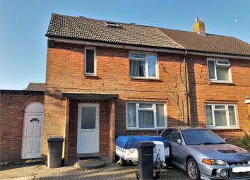 Thumbnail 3 bed semi-detached house for sale in Poole Lane, Kinson Bournemouth, Dorset