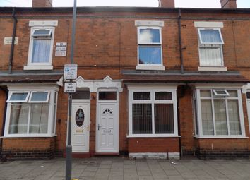 Thumbnail 3 bed terraced house for sale in Yew Tree Road, Aston, Birmingham