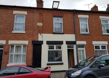Thumbnail 4 bed town house for sale in Avon Street, Highfields, Leicester