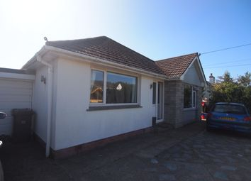 Thumbnail 3 bed detached bungalow to rent in Saunton Road, Braunton