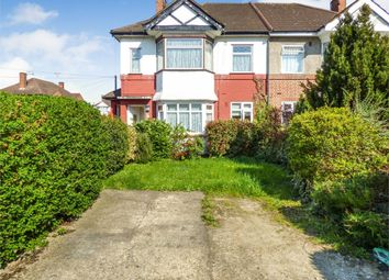 Thumbnail 2 bed flat for sale in Frederick Crescent, Enfield, Greater London