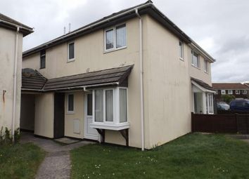 Thumbnail 1 bed end terrace house for sale in Tolvaddon, Camborne, Cornwall