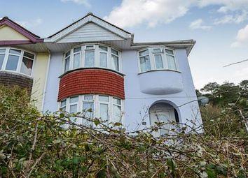 Thumbnail 3 bedroom semi-detached house for sale in Torquay, Devon