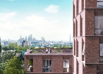 Thumbnail 1 bed flat for sale in Rowland Hill Street, London