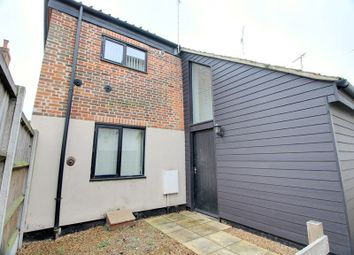 Thumbnail 2 bed end terrace house for sale in Bull Close, Norwich