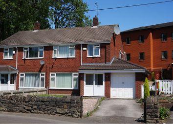 Thumbnail 3 bed semi-detached house for sale in Darnton Road, Ashton-Under-Lyne