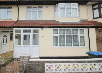 Thumbnail 4 bed terraced house for sale in Cedar Avenue, Enfield, Middlesex