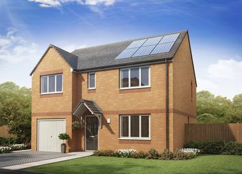 "Thumbnail 5 bed detached house for sale in ""The Thornwood "" at Kirk Lane, Livingston Village, Livingston"