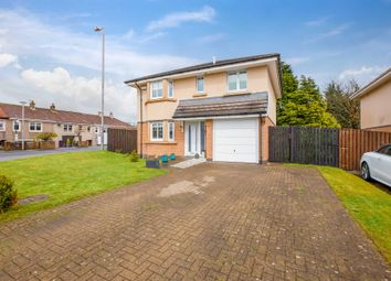 Thumbnail 4 bed detached house for sale in Elmpark Grove, Greengairs