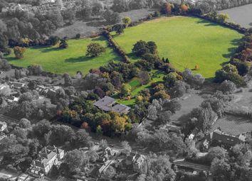 Thumbnail Land for sale in Totteridge Village, London