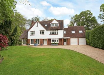 Thumbnail 6 bed detached house for sale in Broomfield Park, Sunningdale, Ascot, Berkshire