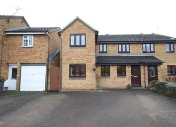 Thumbnail 5 bed semi-detached house for sale in Rubens Gate, Springfield, Chelmsford