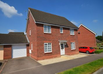 Thumbnail 4 bed detached house for sale in Desborough Way, Thorpe St. Andrew, Norwich