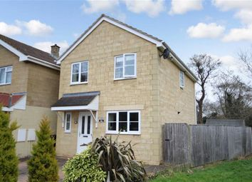 Thumbnail 3 bed detached house for sale in Seaton Close, Greenmeadow, Swindon