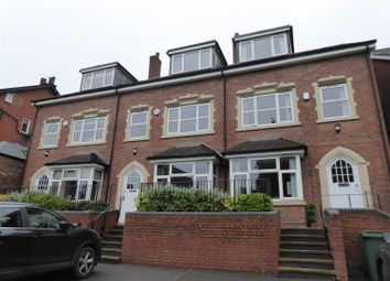 Thumbnail 4 bed town house to rent in Vernon Road, Birmingham