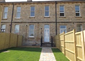 Thumbnail 4 bed terraced house for sale in St Johns Village, Goddard Way, Bracebridge Heath, Lincoln