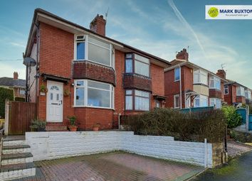 Thumbnail 2 bed semi-detached house for sale in Sutherland Avenue, Dresden, Stoke On Trent