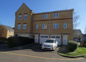 Thumbnail 3 bedroom town house to rent in Barkway Drive, Orpington
