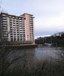 Thumbnail 2 bedroom flat for sale in Victoria Wharf, Watkiss Way, Cardiff Bay, Cardiff.