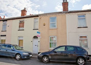 Thumbnail 4 bed terraced house to rent in Sincil Bank, Lincoln
