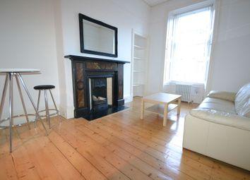 Thumbnail 1 bed flat to rent in Wellington Street, Hillside, Edinburgh