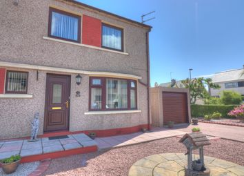 Thumbnail 2 bedroom semi-detached house for sale in Sandford Terrace, Peterhead