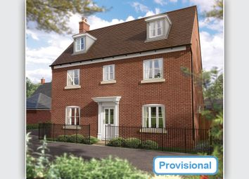 "Thumbnail 5 bed detached house for sale in ""The Lopes"" at Shearwater Road, Hemel Hempstead"