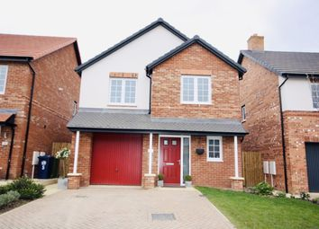 Thumbnail 4 bed detached house for sale in Hunters Hill Close, Guisborough