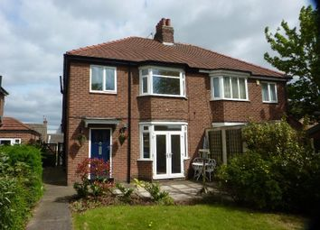 Thumbnail 3 bedroom semi-detached house for sale in Friarage Mount, Northallerton