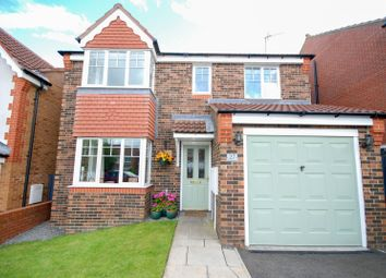 Thumbnail 4 bed semi-detached house for sale in Kedleston Close, Tunstall Grange, Ryhope