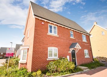 Thumbnail 4 bedroom detached house for sale in Emberson Croft, Chelmsford