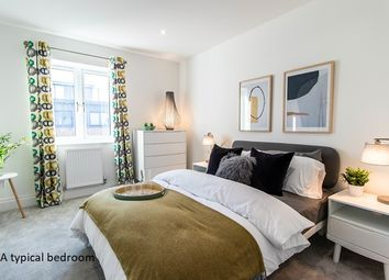 Thumbnail 2 bedroom flat for sale in Midland House, Station Road, West Drayton, Hillingdon