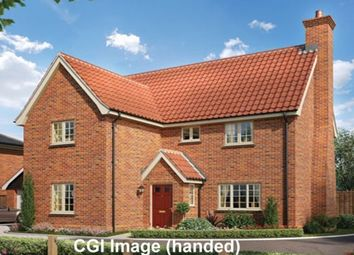 Thumbnail 4 bed detached house for sale in The Heathers, St Michaels Way, Wenhaston