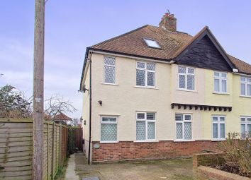 Thumbnail 4 bed semi-detached house for sale in Gravits Lane, Bognor Regis