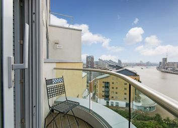 Thumbnail 1 bed flat to rent in Orbis Wharf, Bridges Wharf