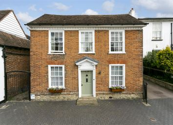 Thumbnail 4 bed detached house for sale in High Street, West Malling