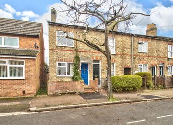 Thumbnail 3 bed end terrace house for sale in Beaconsfield Street, Bedford, Bedfordshire
